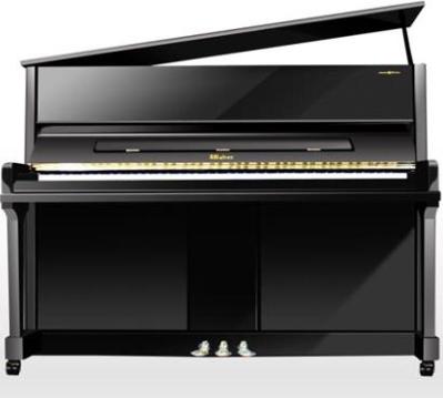 韦伯钢琴PW123 BP